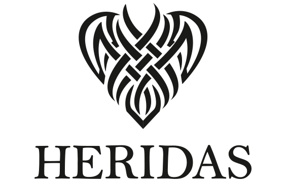 heridas.nl Retina Logo